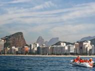 Passeio de barco pela Baía de Guanabara e Ilhas Cagarras