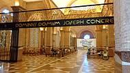 Capelas no Interior da Basílica