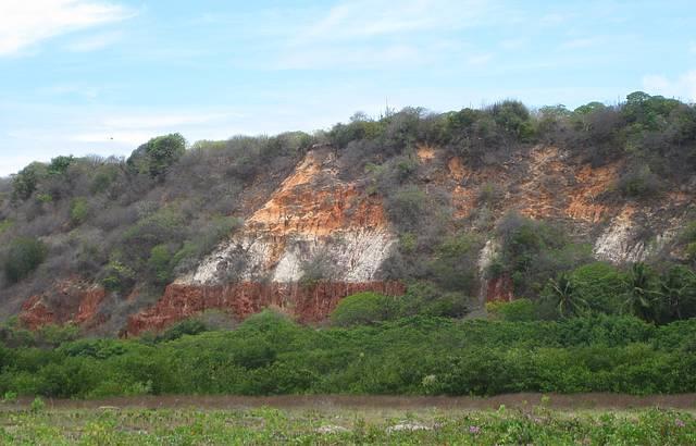 De onde se tiram as areias coloridas