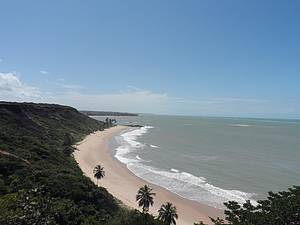 Òtima Vista do Litoral Sul
