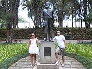 Eu, dom Pedro II e meu amor