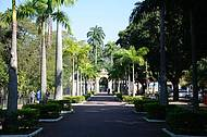 Parque fica na bela Quinta da Boa Vista