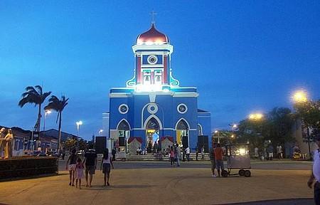 Santuário de São José de Ribamar - Lindo Santuário dedicado ao Santo Padroeiro do Maranhão