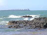 Pedra do Xaréu - Piscinas naturais e ondas