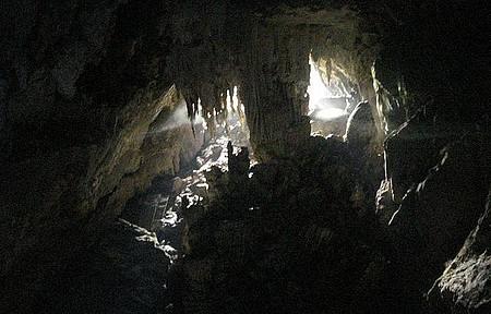 Petar - Caverna Morro Preto