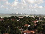 Vista da Orla de Recife