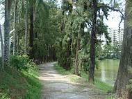 Local para caminhadas ao ar livre