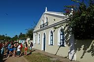 Cidade Hist�rica recebe turistas todos os dias