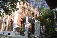 Casa de Artes é o centro cultural da ilha