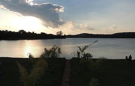 A lagoa - Linda cidade, bem pertinho de BH