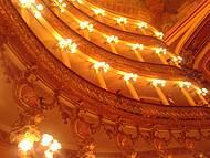 Teatro Amazonas - Camarotes