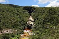 Cachoeira dos Macacos: Queda é uma das mais procuradas