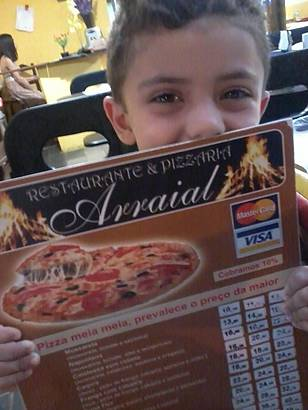Restaurante e Pizzaria Arraial