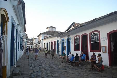 Cidade de Paraty - Centro Histórico