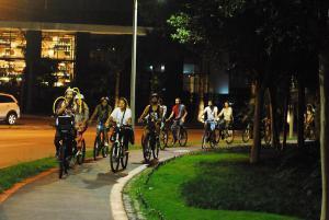 Curitiba (PR) de bike