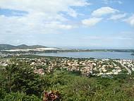 Vista da Lagoa da Conceição