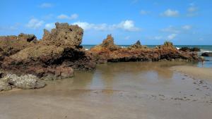 Uma das paradas nas Praias do sul