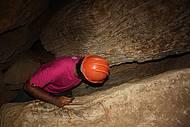 Magnífica!!! Caverna Torrinha. Uma das 500