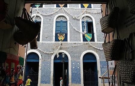 Casa de Nhozinho - Prédio é um dos mais bonitos da capital