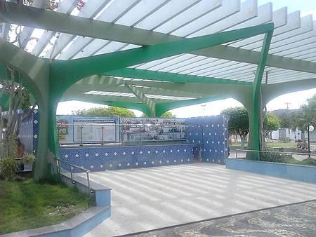 Praça Ana Oliveira - Aguas Quentes e Relaxantes