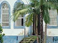 Detalhe da Fachada do Casario em Estilo Açoriano