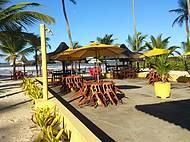 Deck - Vista da Praia da Costa