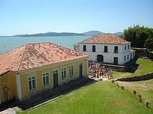 Fortaleza de Santa Cruz de Anhatomirim: Passeio imperdível!<br>