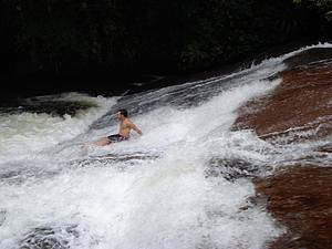 Cachoeira da Lage
