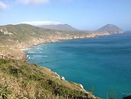 Vista para Praia Brava