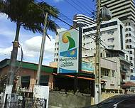 Na Avenida Beira Mar