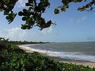 Eu e a praia....