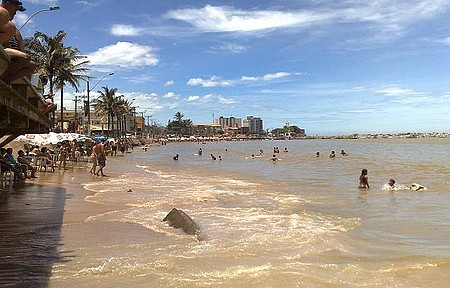 Praia - centro - Praia principal
