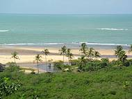 Praia dos Coqueiros - Espetacular