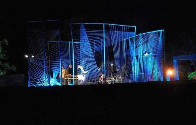 Festa das Luzes - Espetáculos acontecem ao ar livre