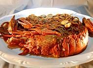 Spaghetti com Lagosta está entre os carros-chefe da casa