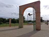 Jd Botânico Portão Principal
