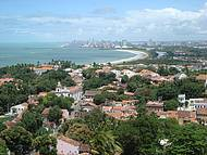 Vista Panorâmica de Recife e Olinda