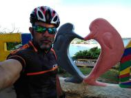 Passeio de bike Santarém X Alter do Chão