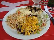 Almoço gostoso no Karrancas
