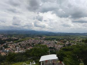 Passeio de teleférico & Morro do Caxambu