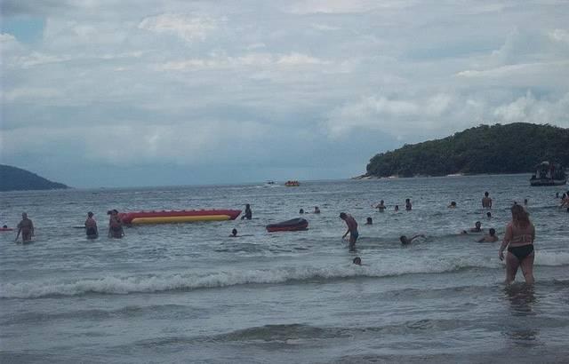 Praia de Maranduba-passeio
