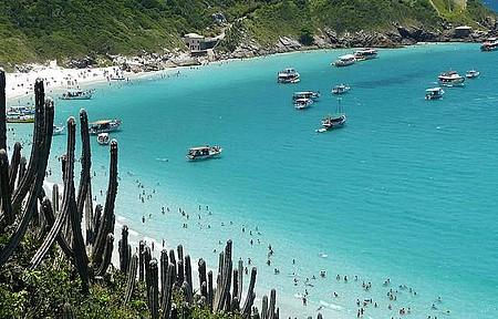 Prainhas do Pontal - Mar tem águas cristalinas!