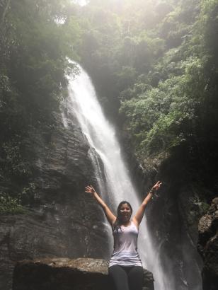 Cachoeira do Meu Deus - Vale das Ostras