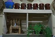 Encantadora loja-casa mineira, com artesanato, charme e muitas plantas !