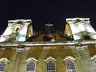Detalhe das torres da Igreja do Senhor do Bomfim.