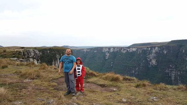 Cânion Itaimbezinho é um dos maiores das Américas