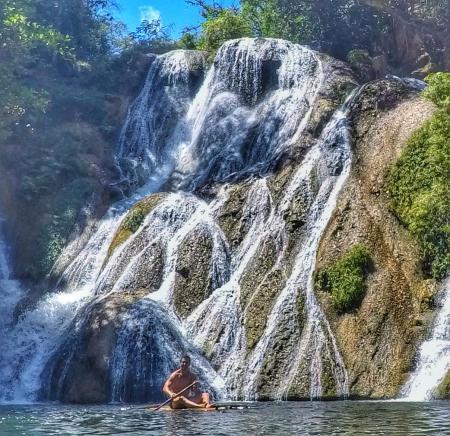 Cachoeira Paraíso do Cerrado - Um paraíso mesmo