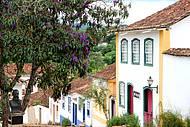 Centro hist�rico de Tiradentes