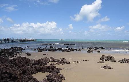 Praia de Pirangi - Praia