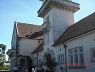 Frente do Palácio